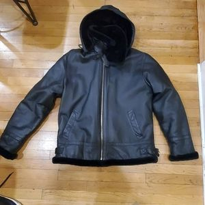 Wilda genuine leather jacket